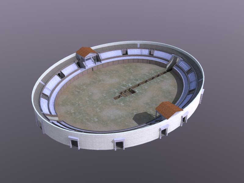 Amfiteatru-reconstituire