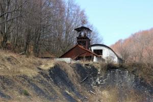 Důl v Eibenthale